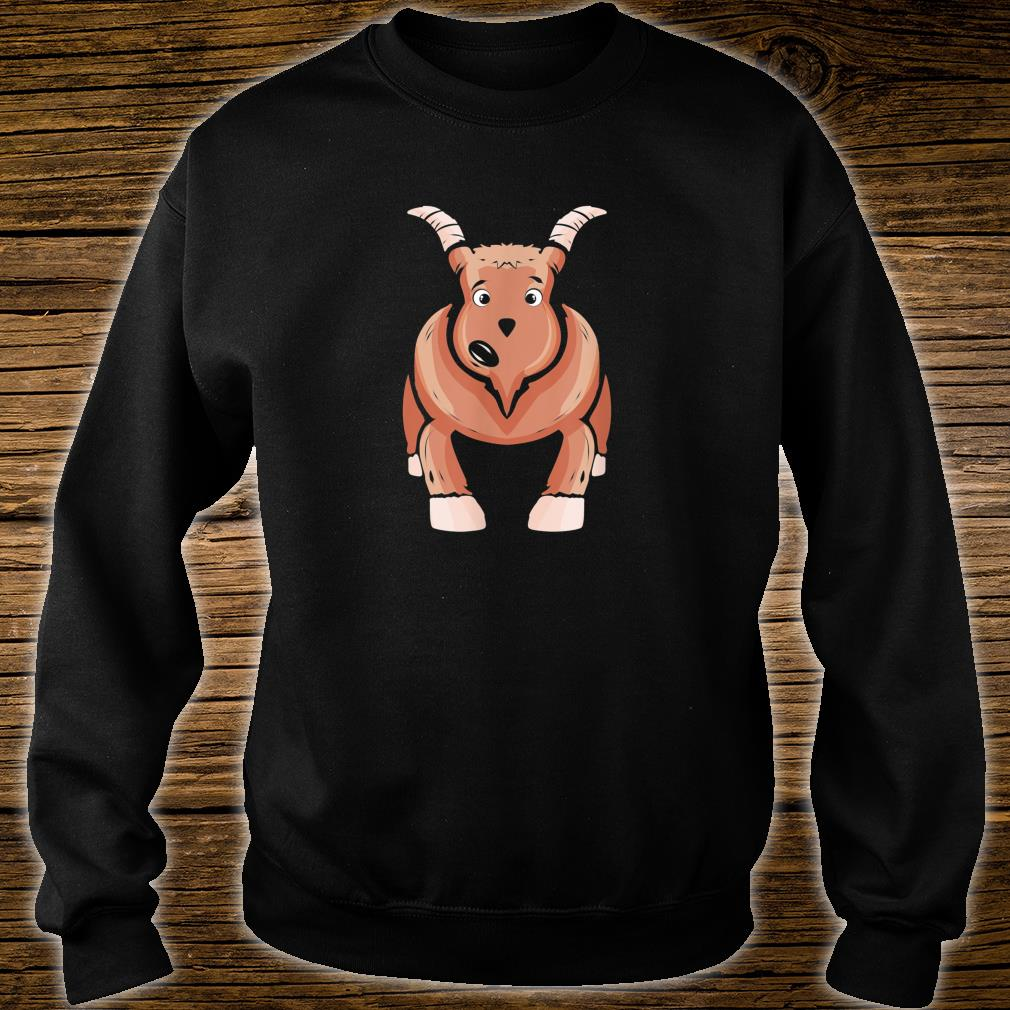 Goat Farm for Farmer Goats Rancher Farming Shirt sweater