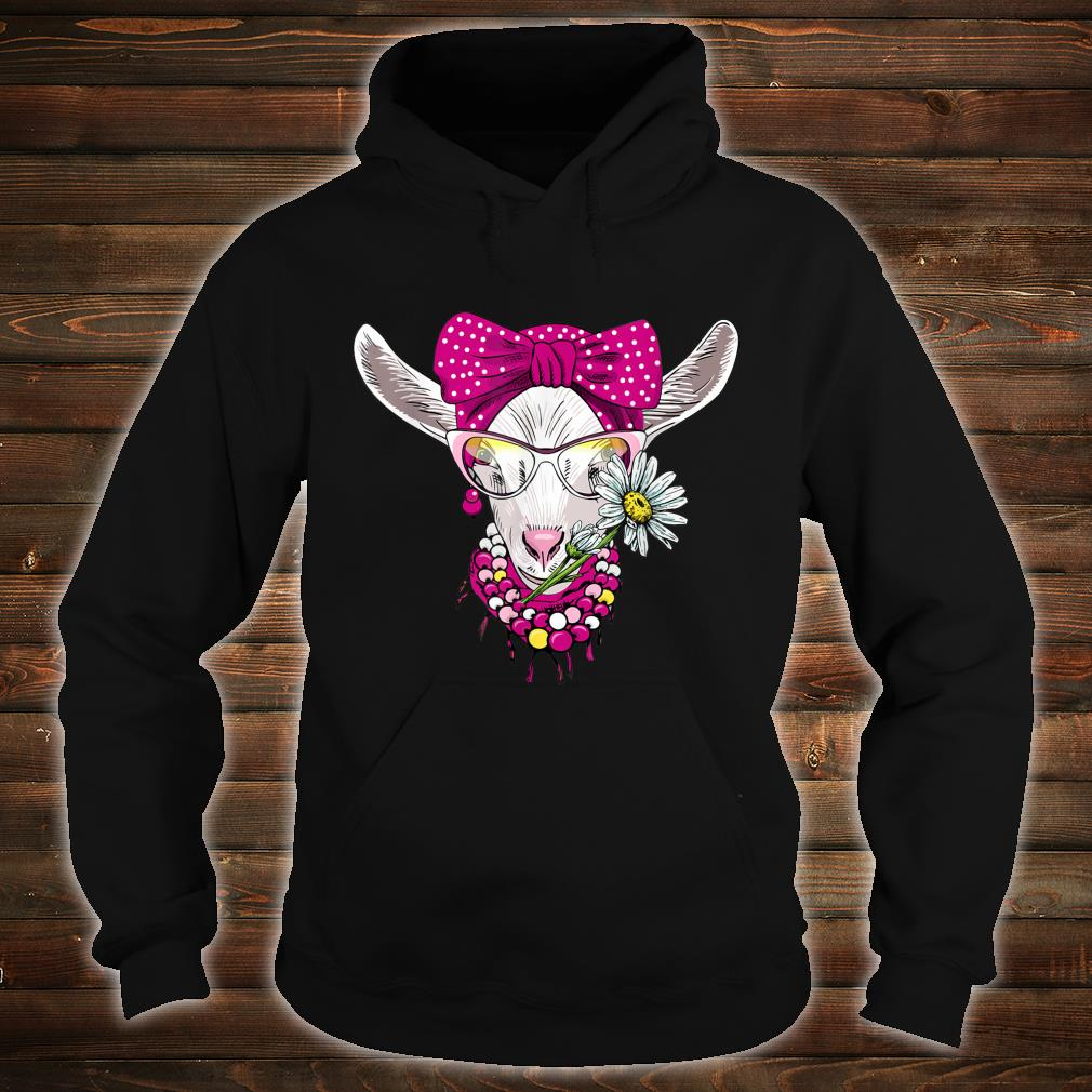 Goats Bandana Farm Animal Goats Shirt hoodie