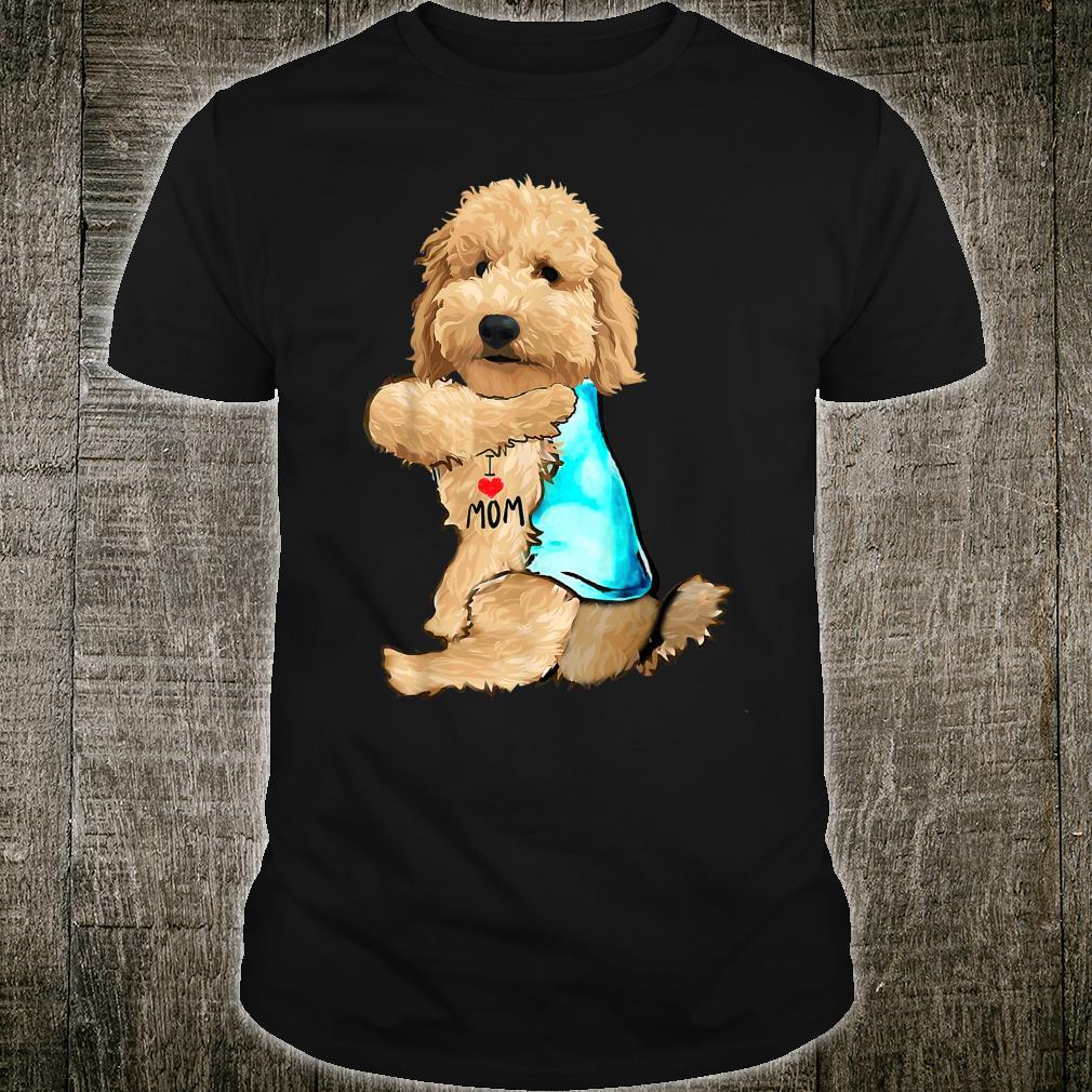 Goldendoodle Dog Shirt