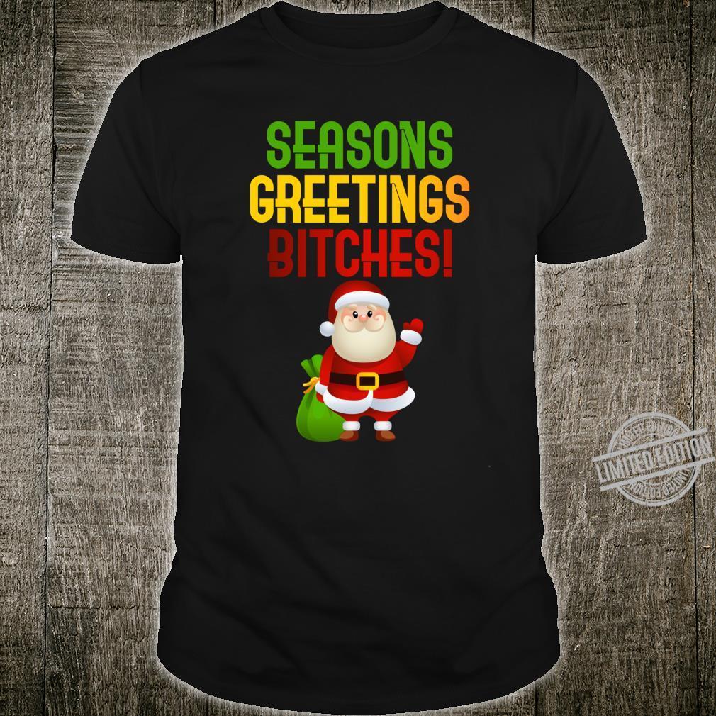 Grüße Hündinnen Humor für Erwachsene Shirt