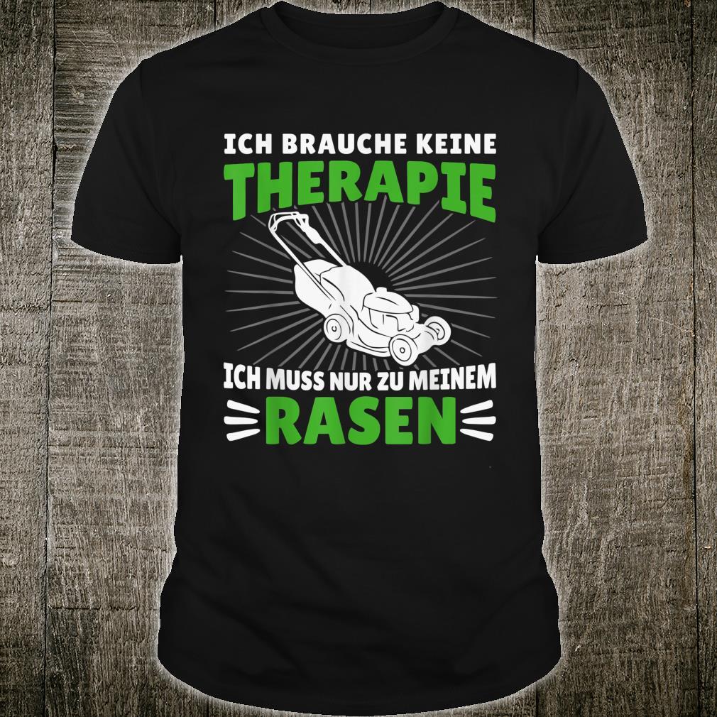 Gärtner Gärtnerei Gießkanne Gartenarbeit Landschaftsgärtner Shirt