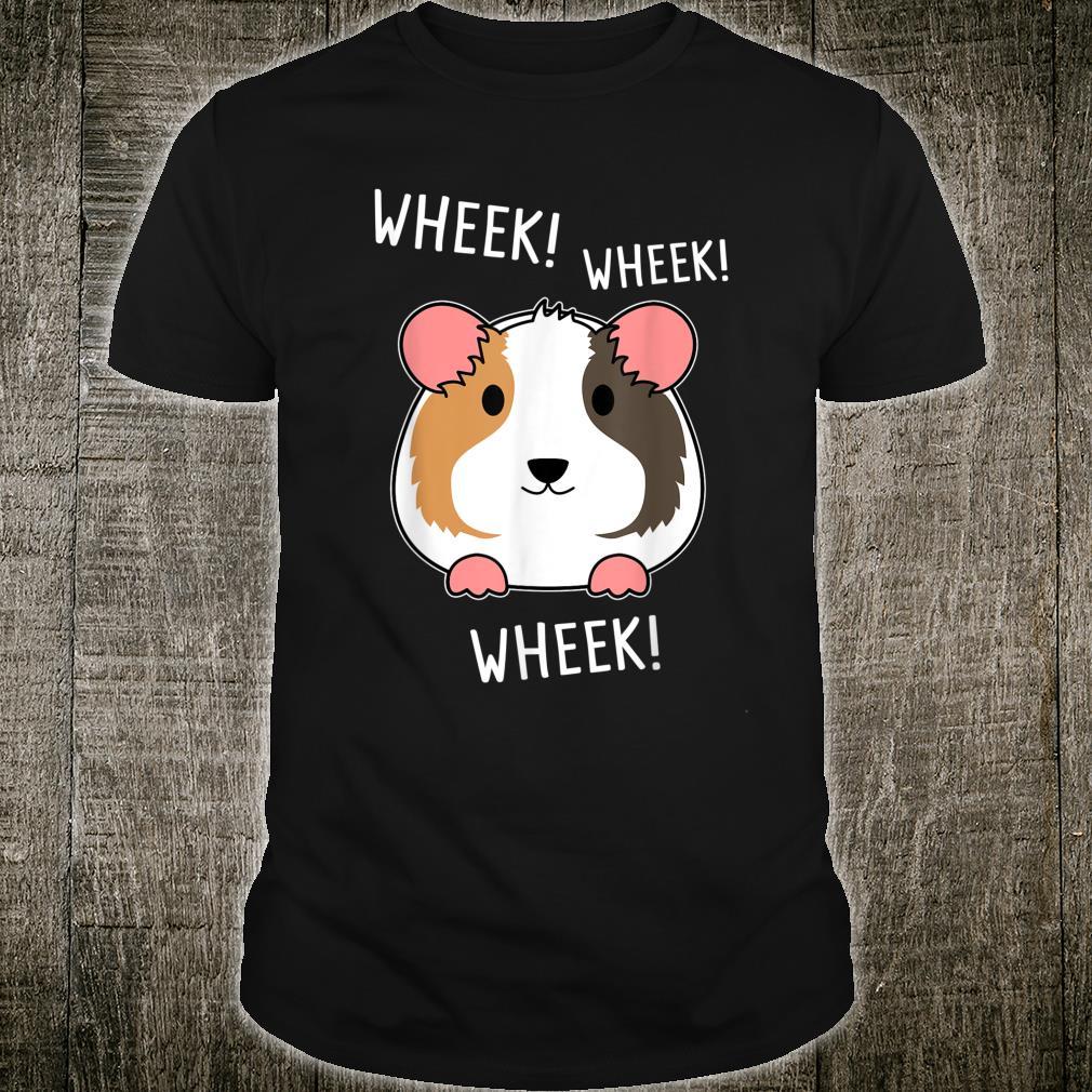 Guinea Pig Shirt Mom Girls Shirt