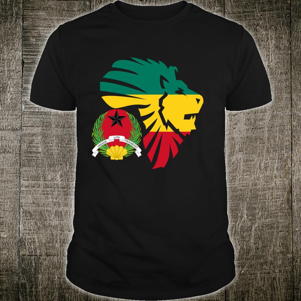 GuineaBissau Seal Lion Africa Diaspora Shirt