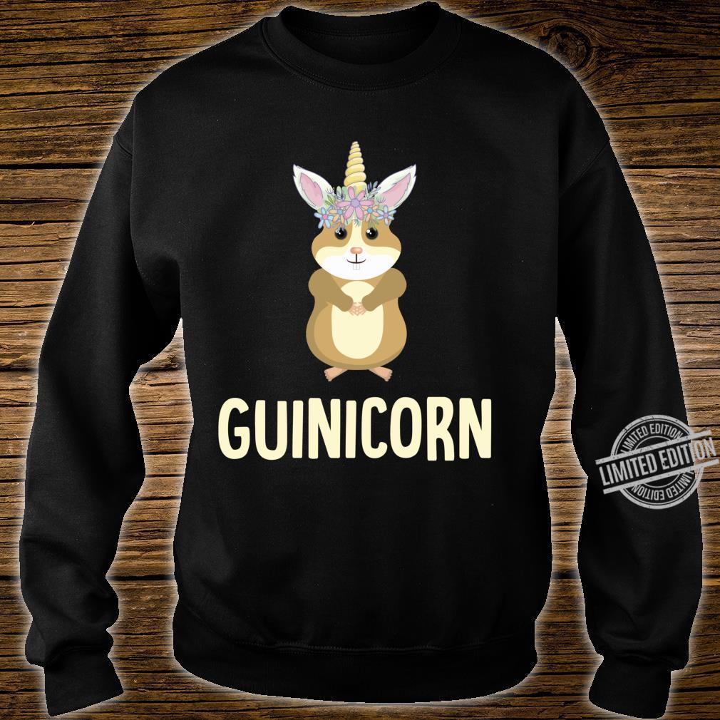 Guinicorn Guinea Pig Cute Cavy Unicorn Animal Pet Shirt sweater