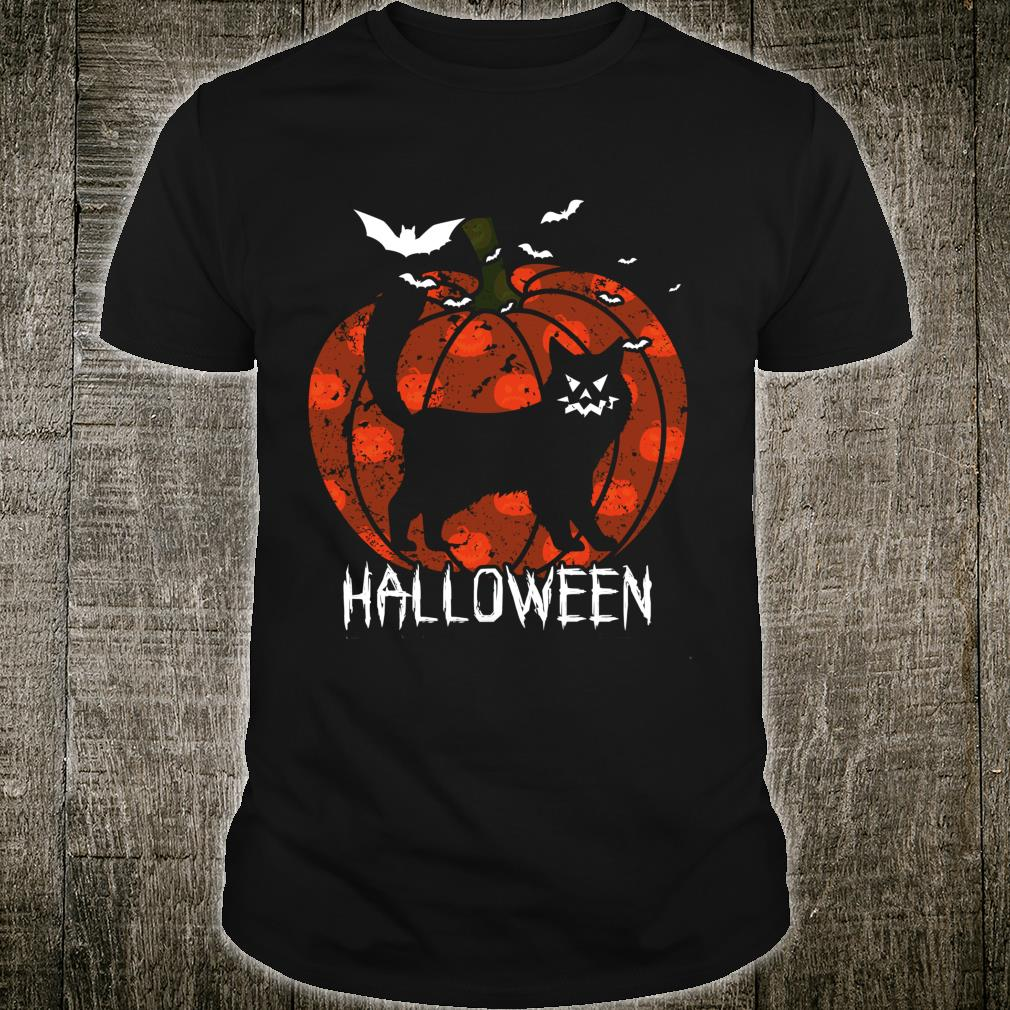 Halloween Kitty Scariest Cats Shirt