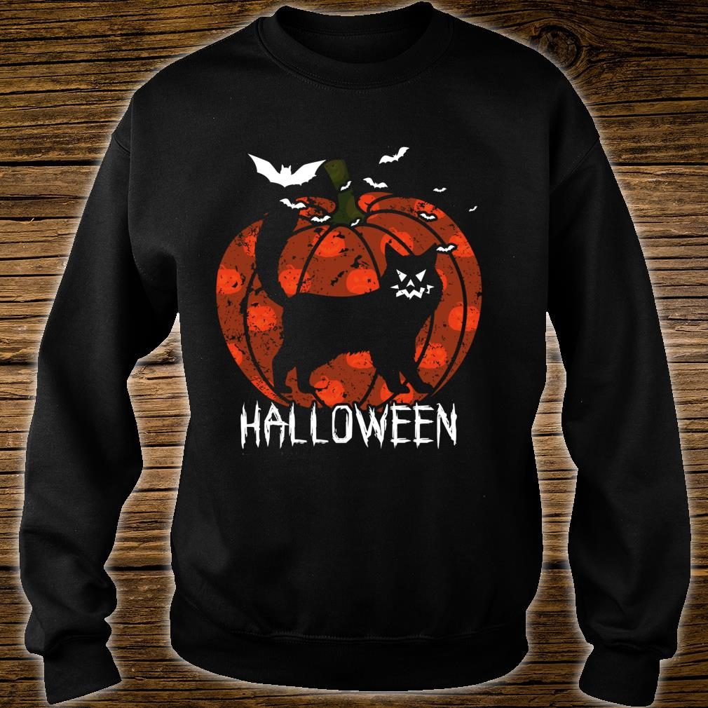Halloween Kitty Scariest Cats Shirt sweater