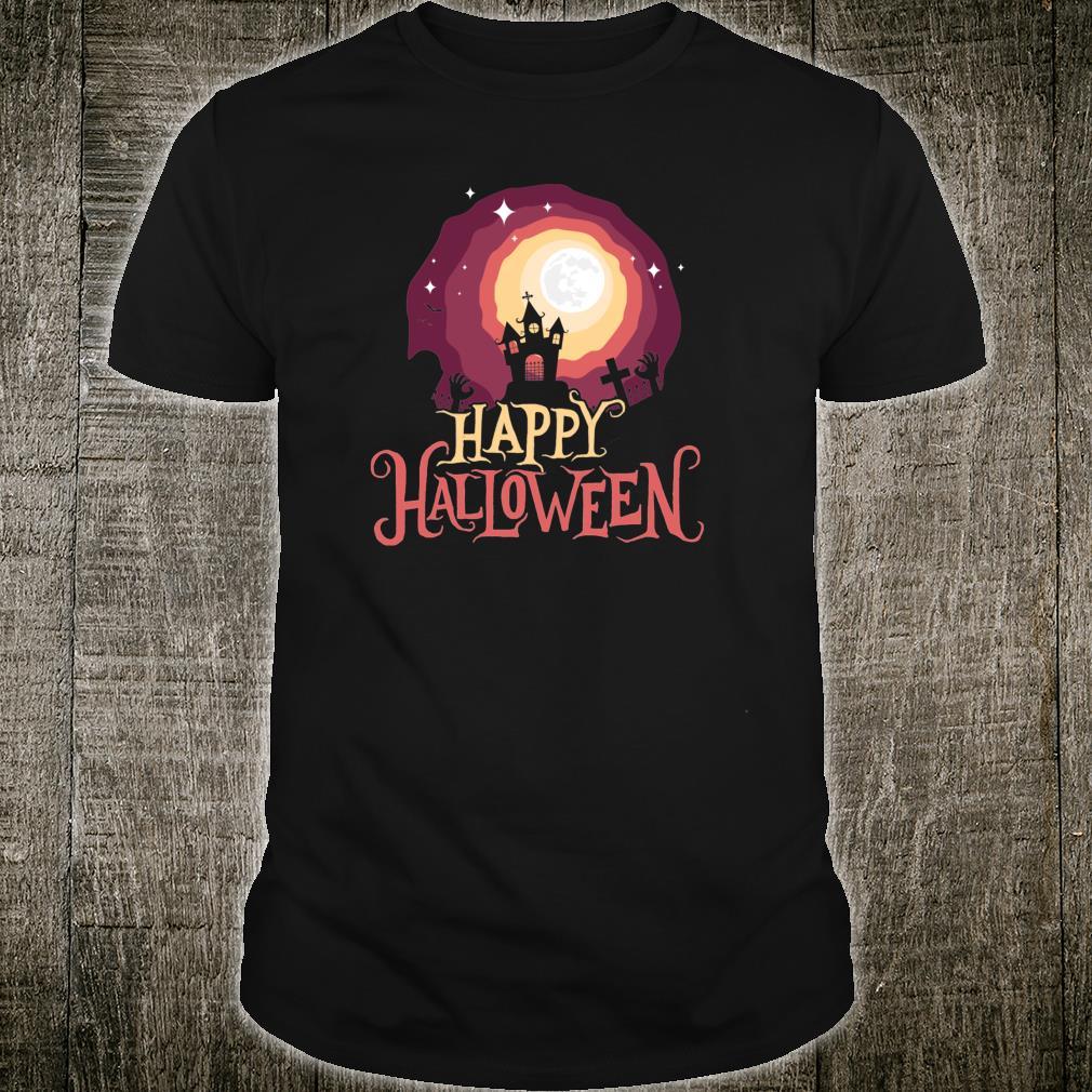 Halloween Party Celebrate Fun Costume Shirt