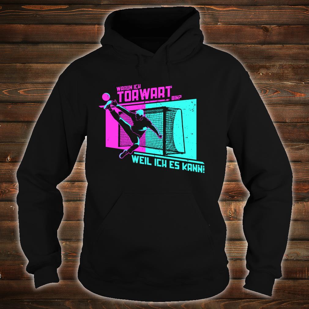 Handballer Geschenk für Handball Torwart Shirt hoodie