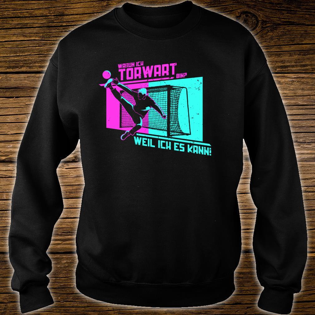 Handballer Geschenk für Handball Torwart Shirt sweater
