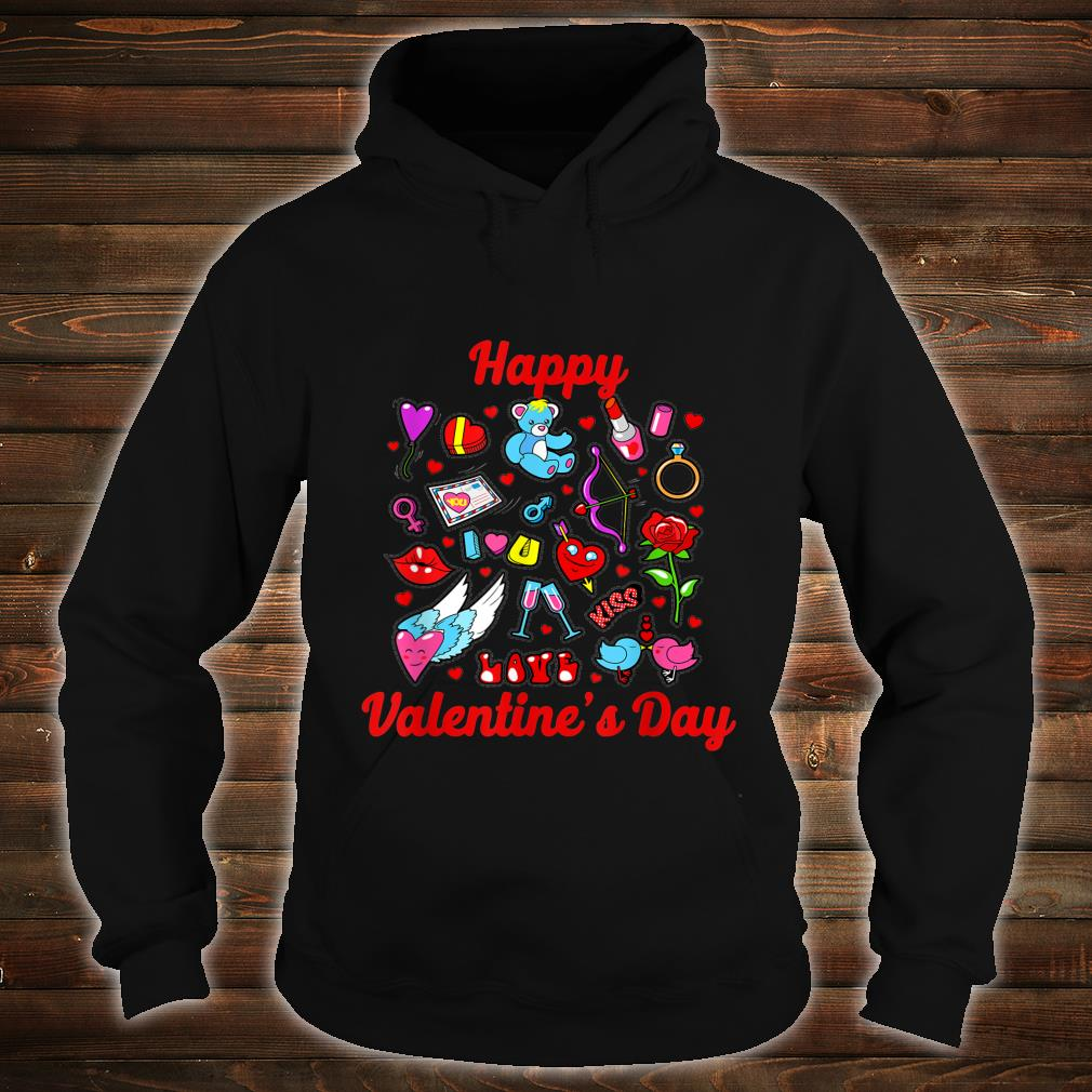 Happy Valentine Day Couple, for Shirt hoodie