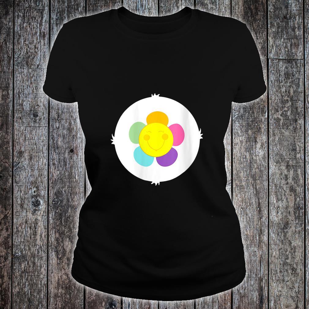 HarmonyandCareforBearFlowerCostumeHalloweenParties Shirt ladies tee