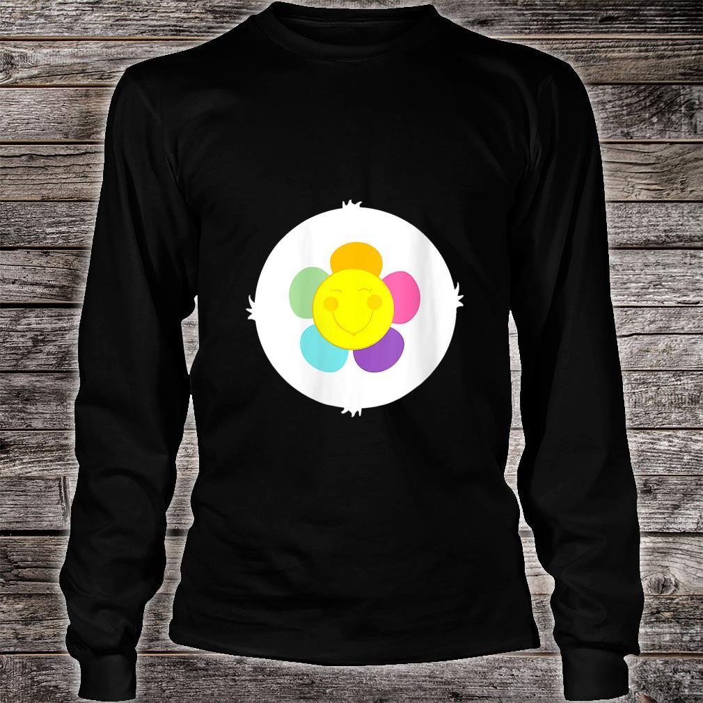 HarmonyandCareforBearFlowerCostumeHalloweenParties Shirt long sleeved