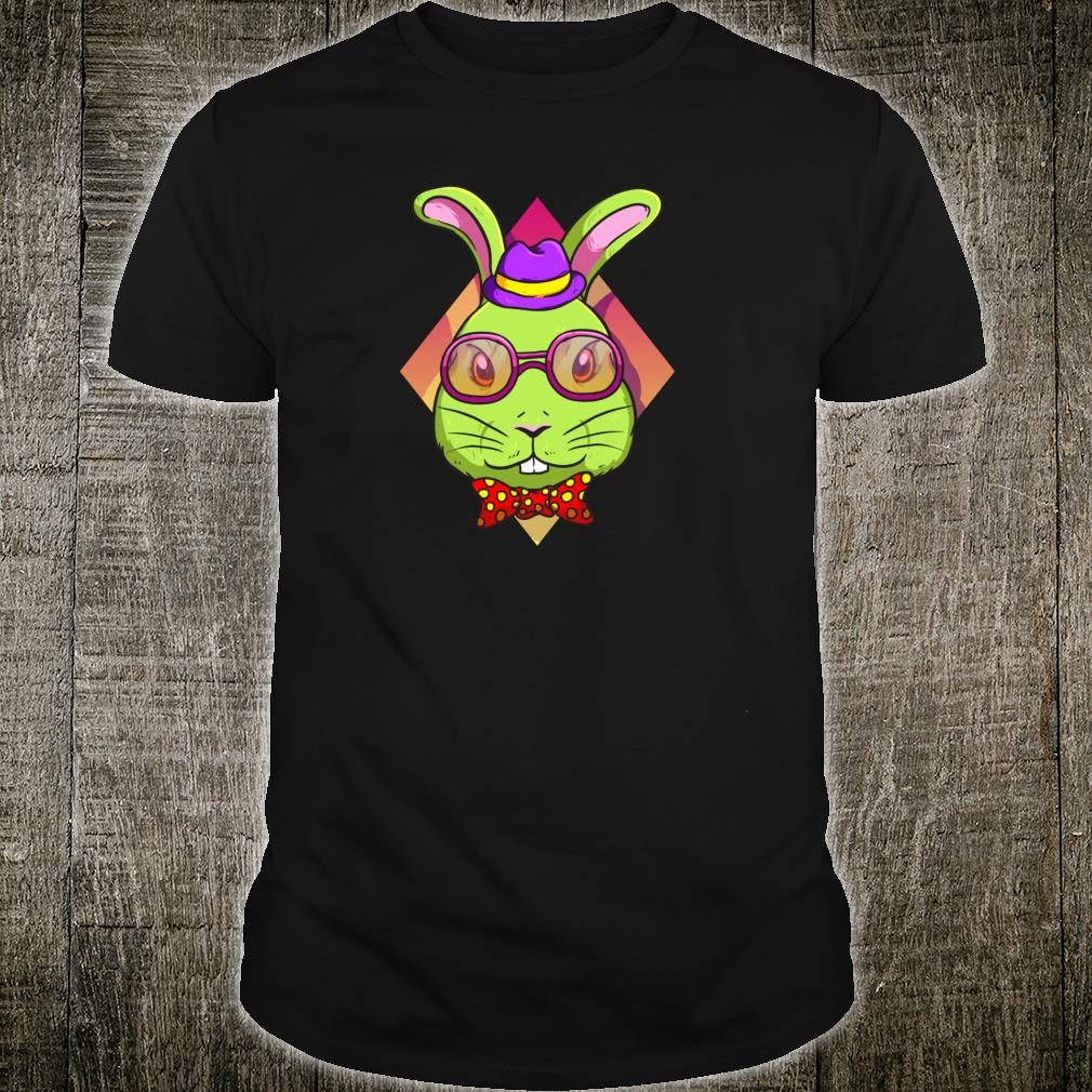 Hipster Bunny Cute Bunnies Ideas Shirt