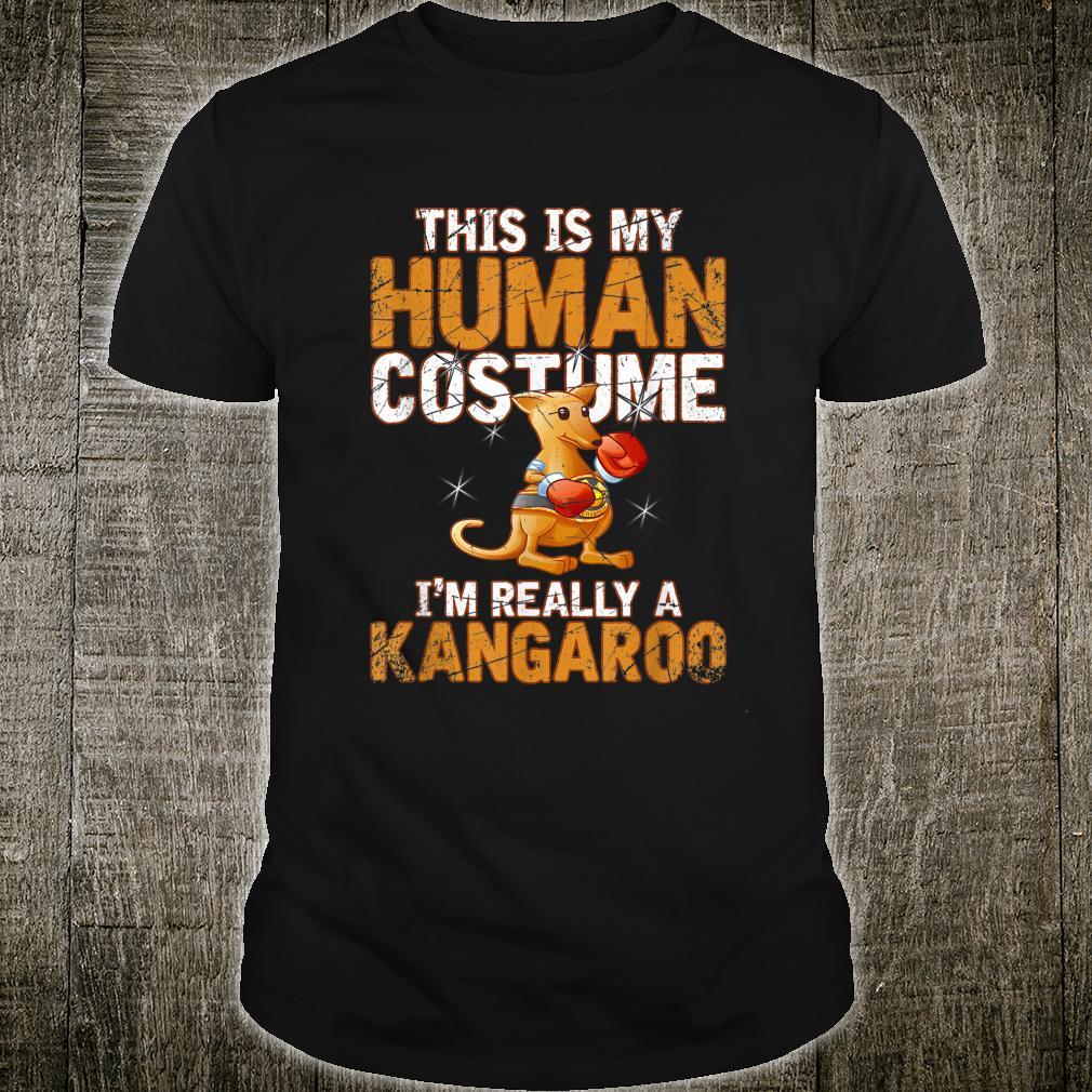 Im Really A Kangaroo Shirt