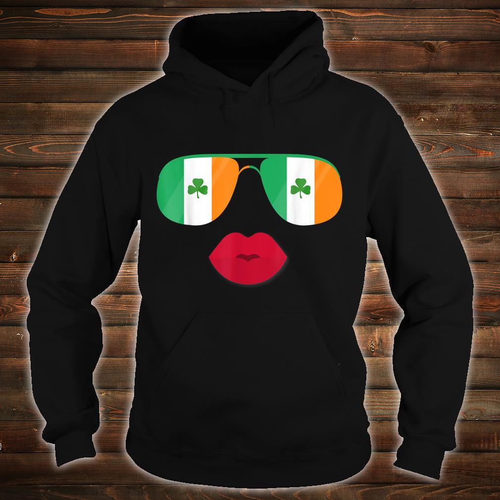 Irland Flagge Ireland Flag Irische Flaggen für Damen Herren Shirt hoodie