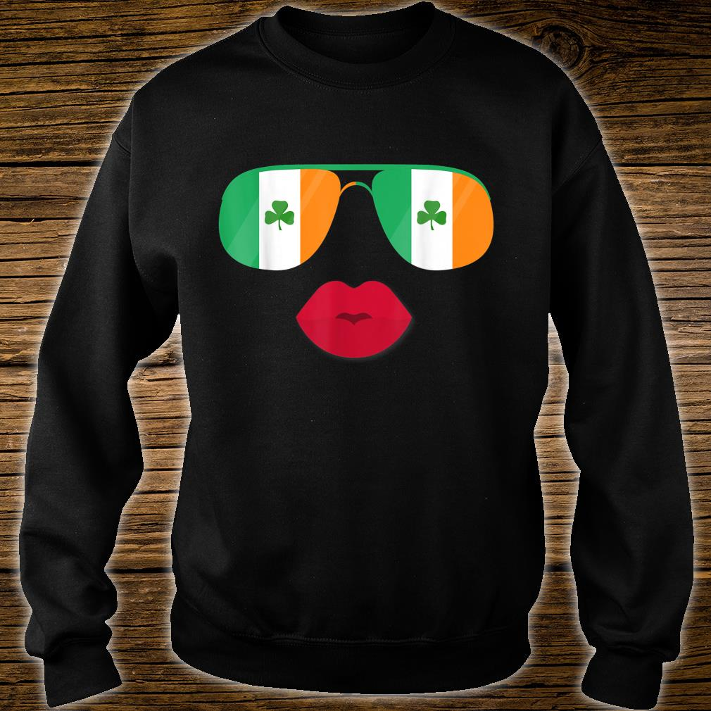 Irland Flagge Ireland Flag Irische Flaggen für Damen Herren Shirt sweater