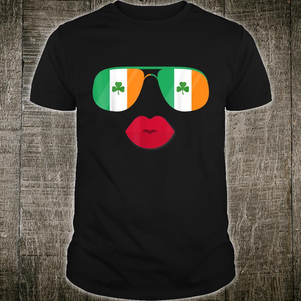 Irland Flagge Ireland Flag Irische Flaggen für Damen Herren Shirt