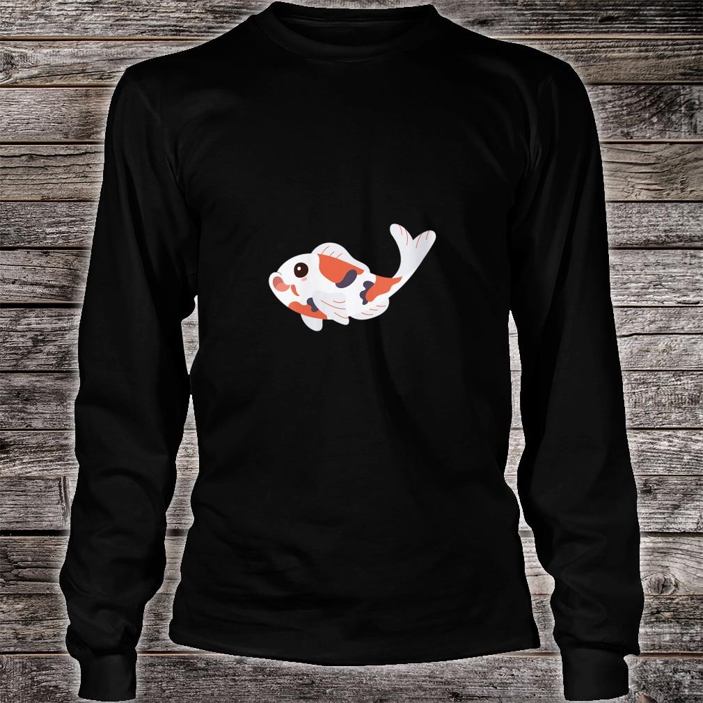 Koi fish Animal Koi fish Shirt long sleeved