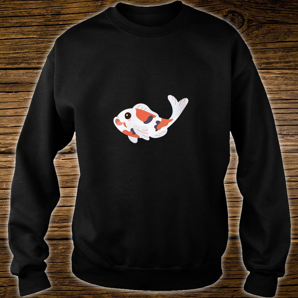 Koi fish Animal Koi fish Shirt sweater