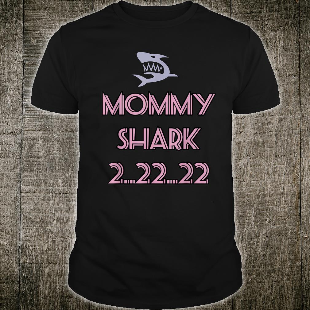Mommy Shark Shirt