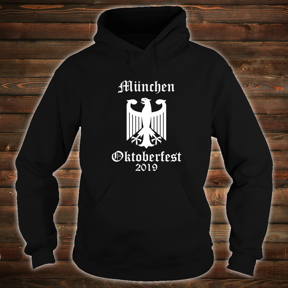 Official Oktoberfest 2019, German Octoberfest Shirt hoodie