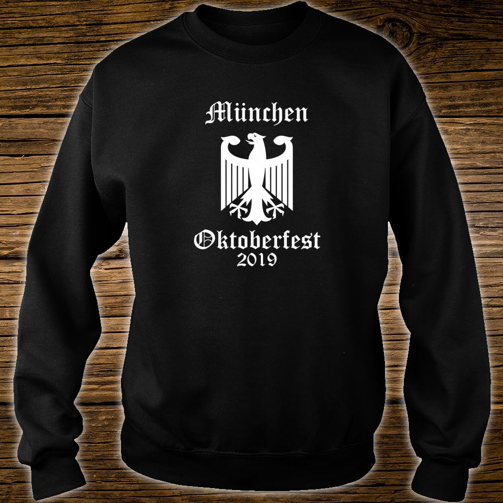 Official Oktoberfest 2019, German Octoberfest Shirt sweater