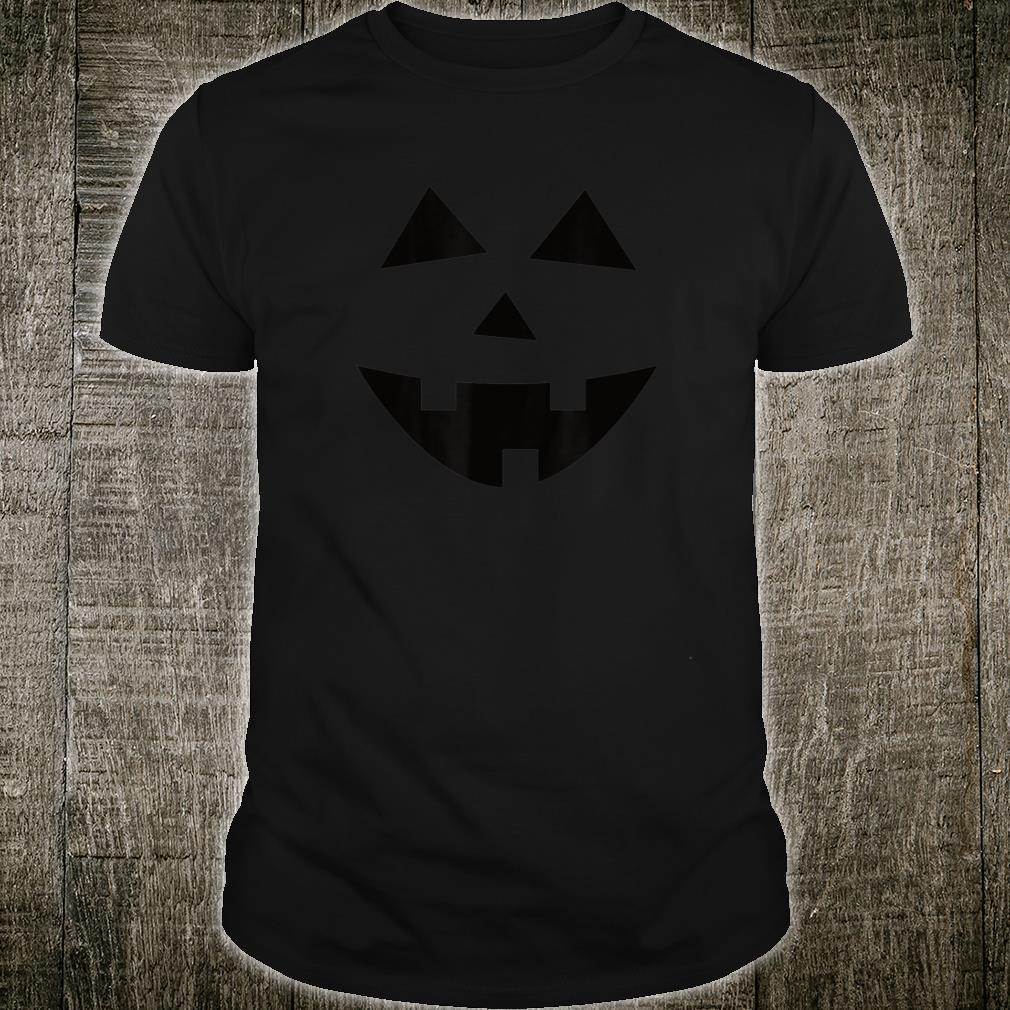 Pumpkin Halloween costume Shirt