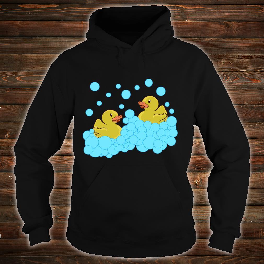 Quietscheenten Kostüm Badeente Gummiente Kindheits Shirt Shirt hoodie