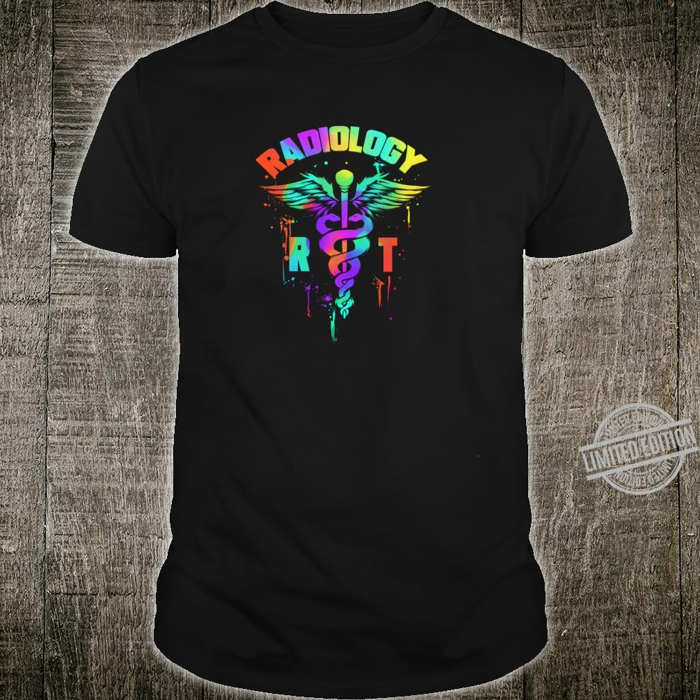 Radiology Caduceus RT Radiology Technician Shirt