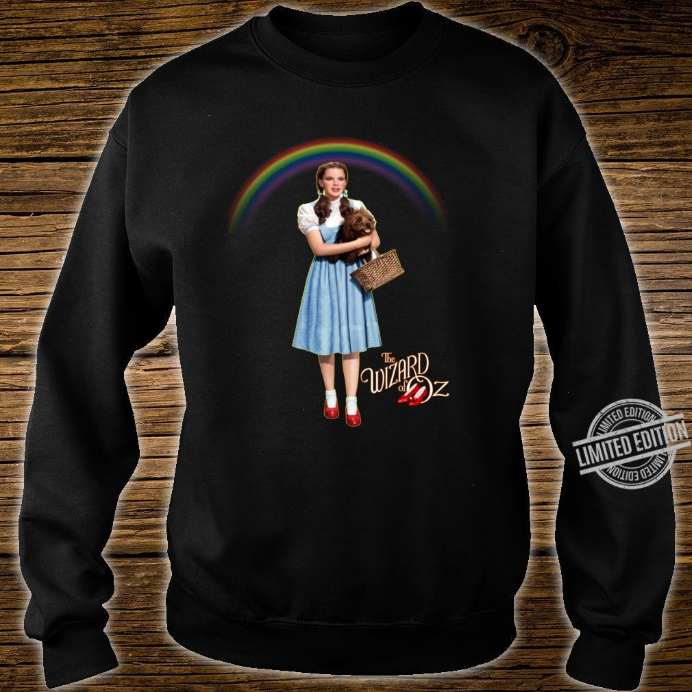 Wizard Of Oz Vintage Fantasy Rainbow Dorothy Red Shoes Toto Shirt sweater
