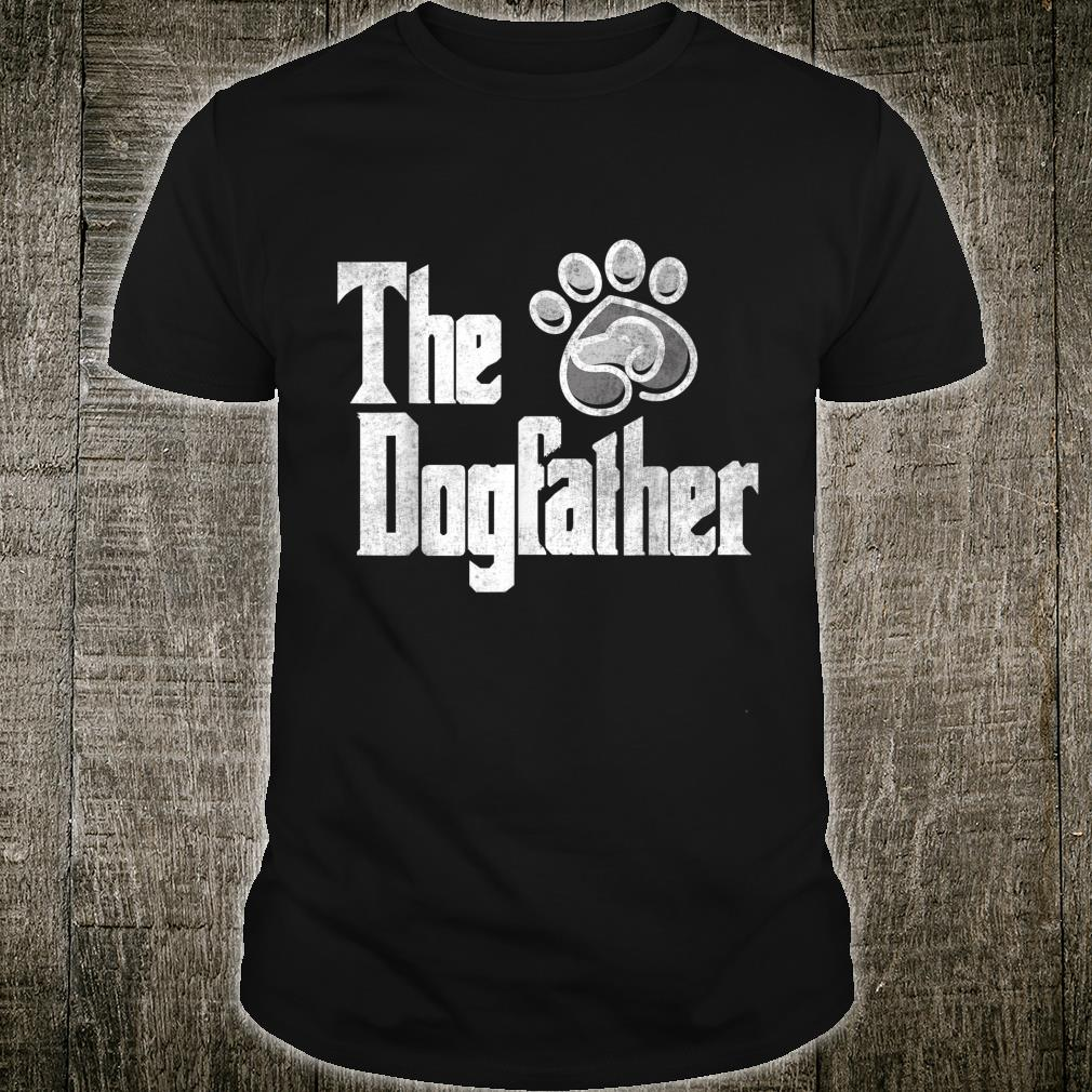 's'ss The Dog Father Short Sleeve Shirt